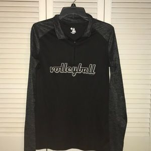 Tops - DRY FIT VOLLEYBALL 1/4 ZIP